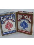 bicycle bicycle luminous ink marked cards