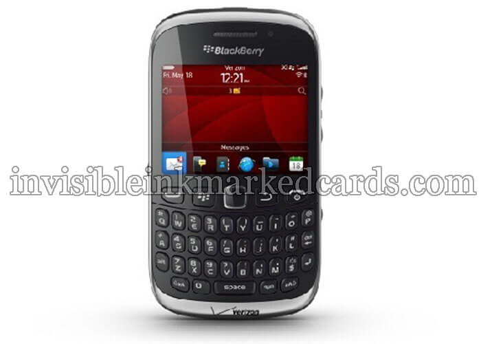 Blackberry Poker Camera