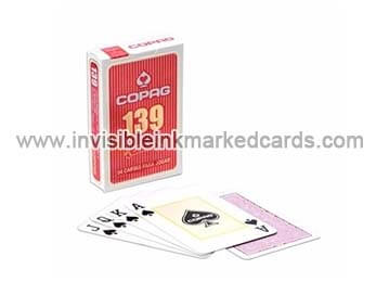 Copag 139 Magic Marked Cards-2