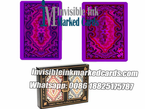 kem paisley us marked cards