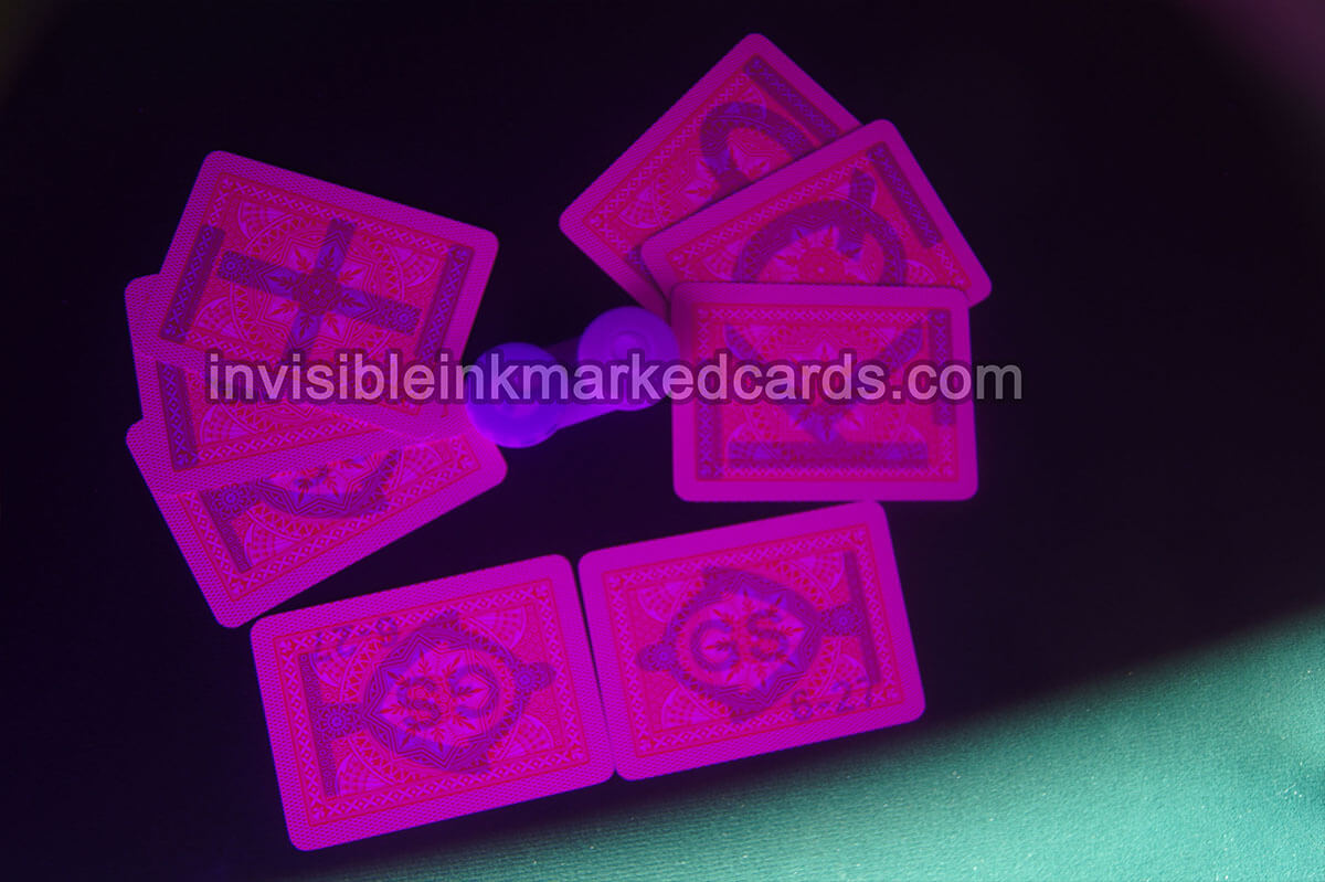 Modiano Cristallo Marked Cheating Poker Cards