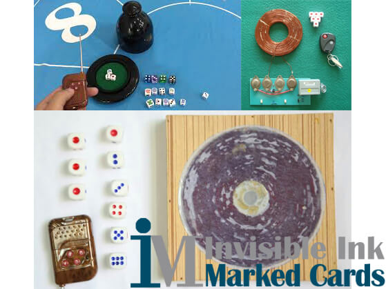 Remote Control Casino Games Dice