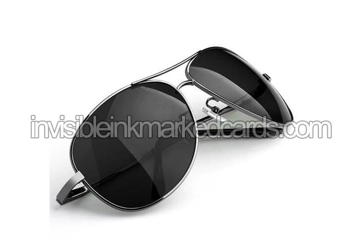 infrared sunglasses for reading marked cards
