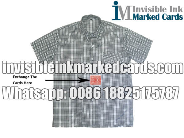 T-shirt cards exchanger