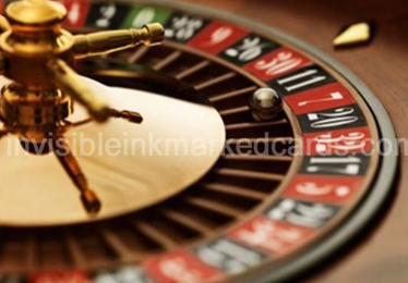 Roulette , Poker Accessories, Marked Cards