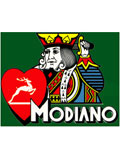 Modiano cards marking