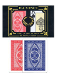 Modiano Da Vinci Marked Poker Cards