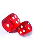 casino games with remote control dice