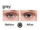 Contact Lenses for Grey Eyes, IR or UV Contact Lenses, Marked Cards
