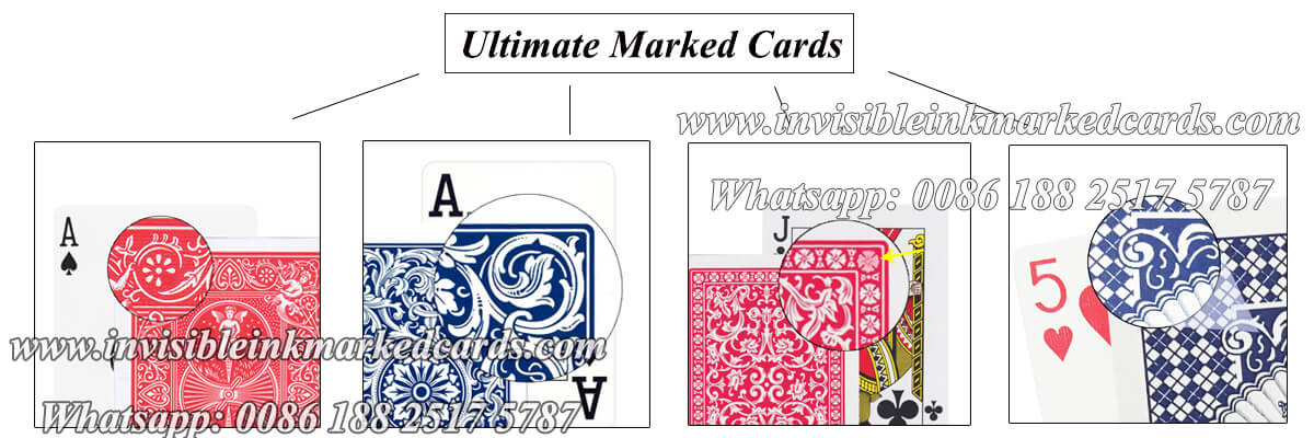 Ultimate Marked Cards