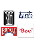 Bee & Bicycle Marked Cards